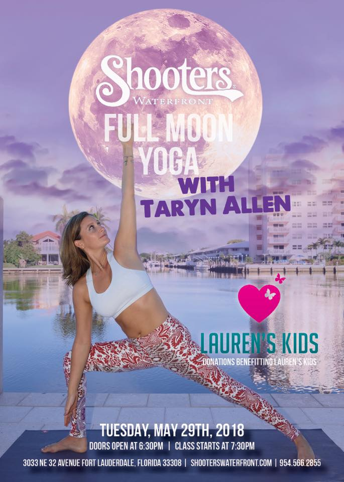 free full moon yoga in fort lauderdale florida